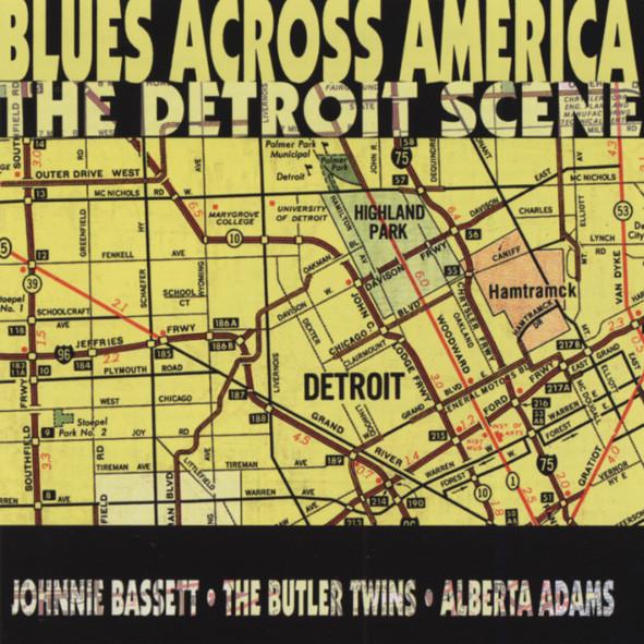 Va Blues Across America - The Detroit Scene