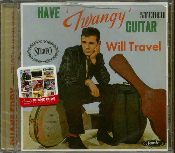 Have 'Twangy' Guitar Will Travel (CD)