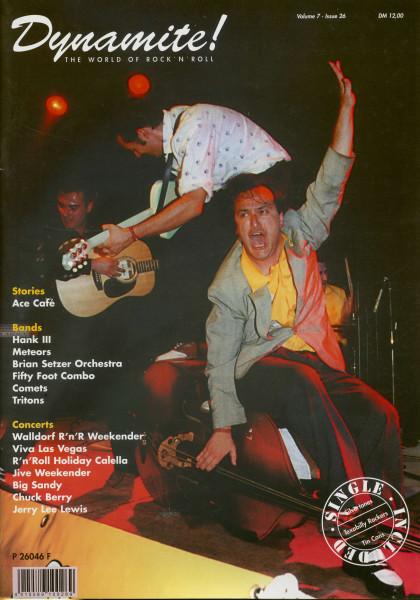 Nr.26 - Magazin & limited Single