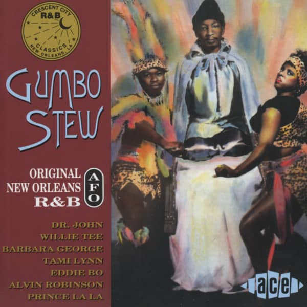 Va Gumbo Stew - New Orleans R&B