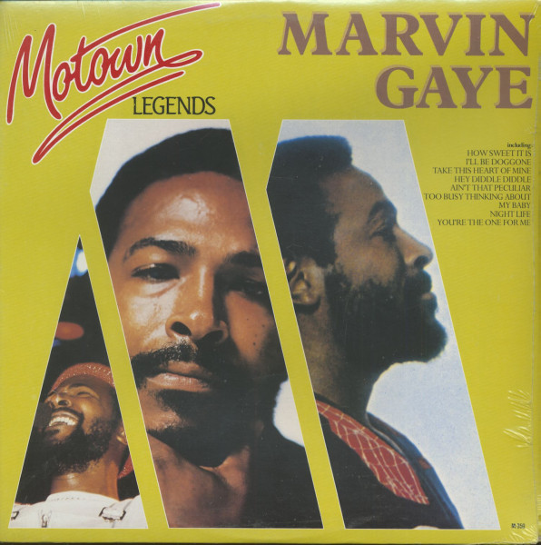 Motown Legends (LP)