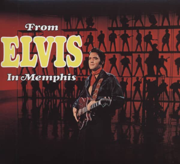 From Elvis In Memphis - Legacy Edition (2-CD) US