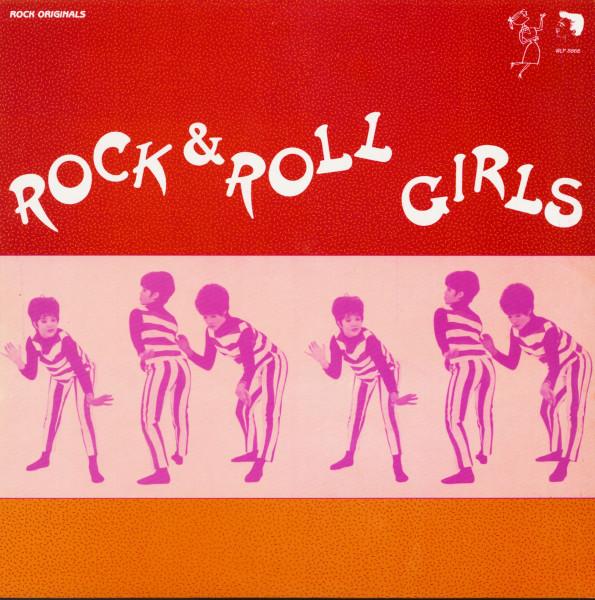 Rock & Roll Girls (LP)