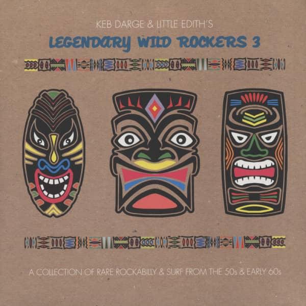 Legendary Wild Rockers Vol.3 (2-LP)
