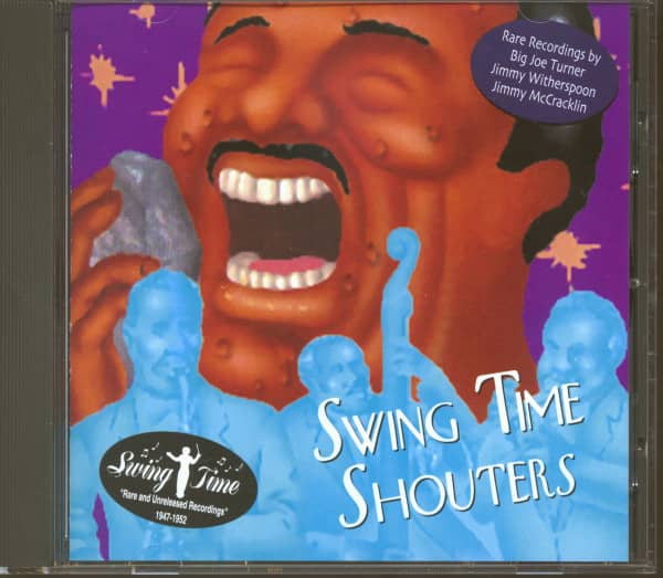 Swing Time Shouters (CD)
