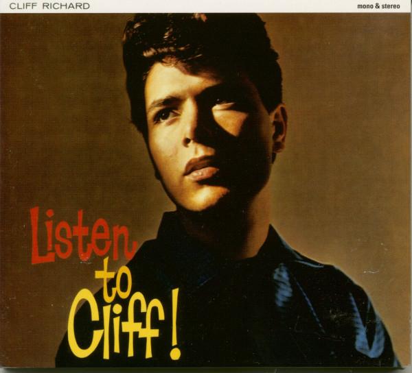 Listen To Cliff (1961)...plus