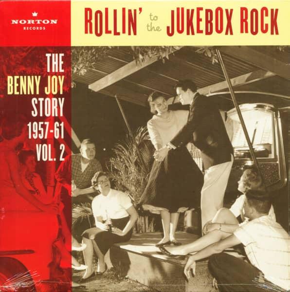 Rollin' To The Jukebox Rock - The Benny Joy Story Vol.2 (LP)