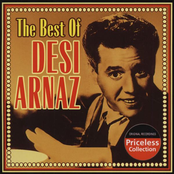 Arnaz, Desi The Best Of Dezi Arnaz