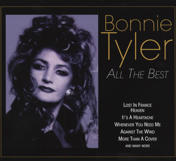 Tyler, Bonnie All The Best 1977-93 (3-CD)