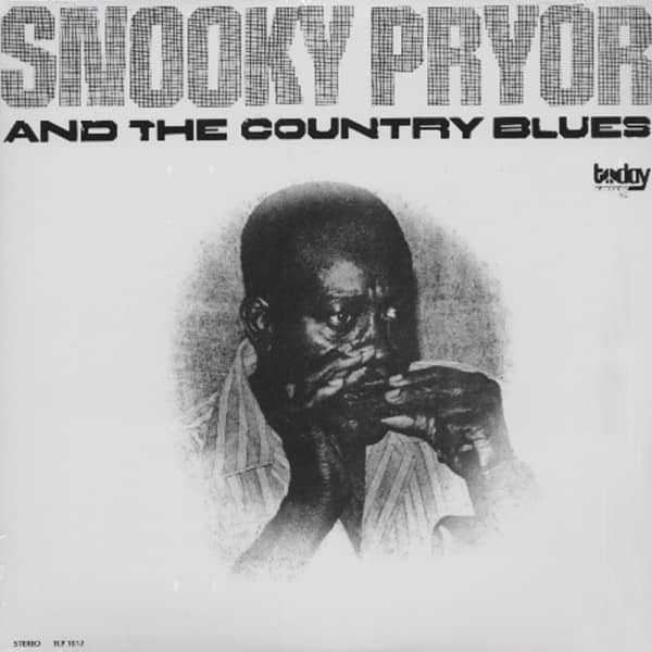 Pryor, Snooky And The Country Blues