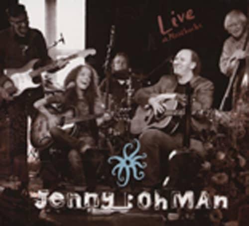 Bohman, Jenny Live At Mosebacke