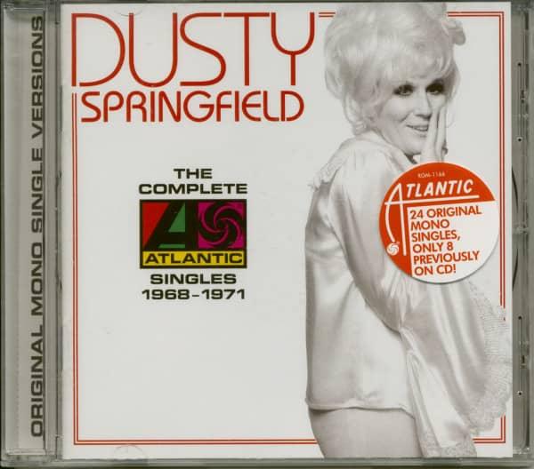 The Complete Atlantic Singles 1968-1971 (CD)