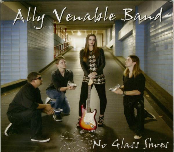 No Glass Shoes (CD)
