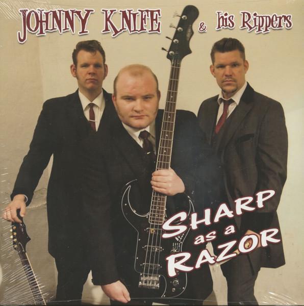 Sharp As A Razor (LP)