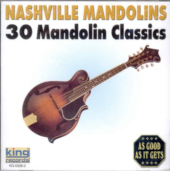 Nashville Mandolins 30 Mandolin Classics