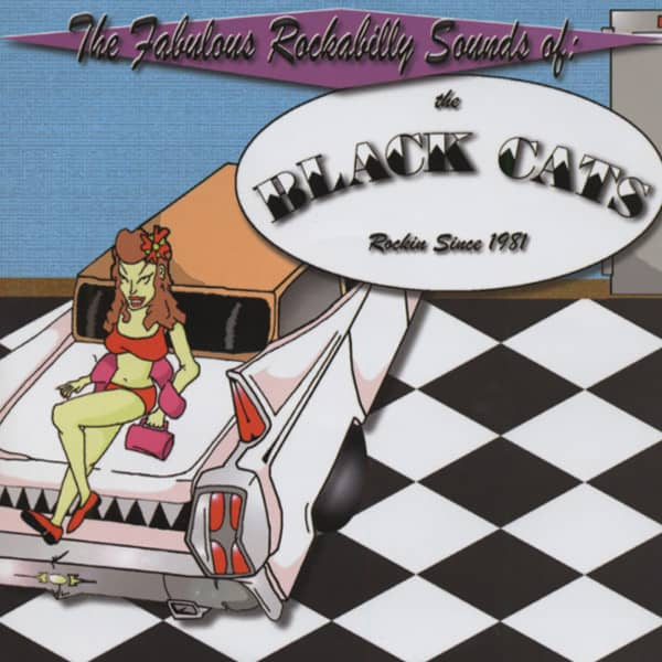 Black Cats The Fabulous Rockabilly Sound Of
