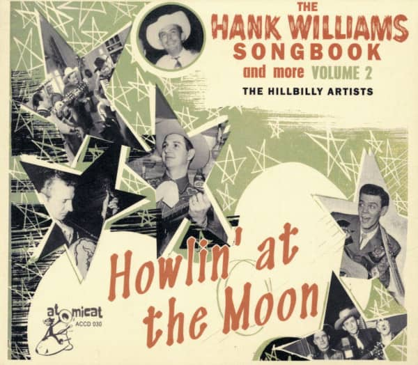 The Hank Williams Songbook Vol.2 - Howlin' At The Moon (CD)