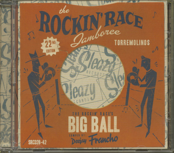 The Rockin Race Jamboree - 22nd Edition (CD)