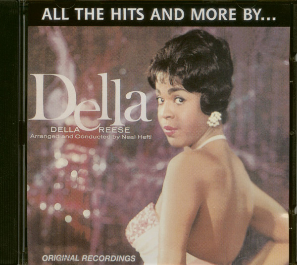 All The Hits And More By Della Reese (CD)