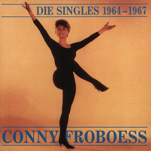 Froboess, Conny Vol.4, Die Singles 1964-67