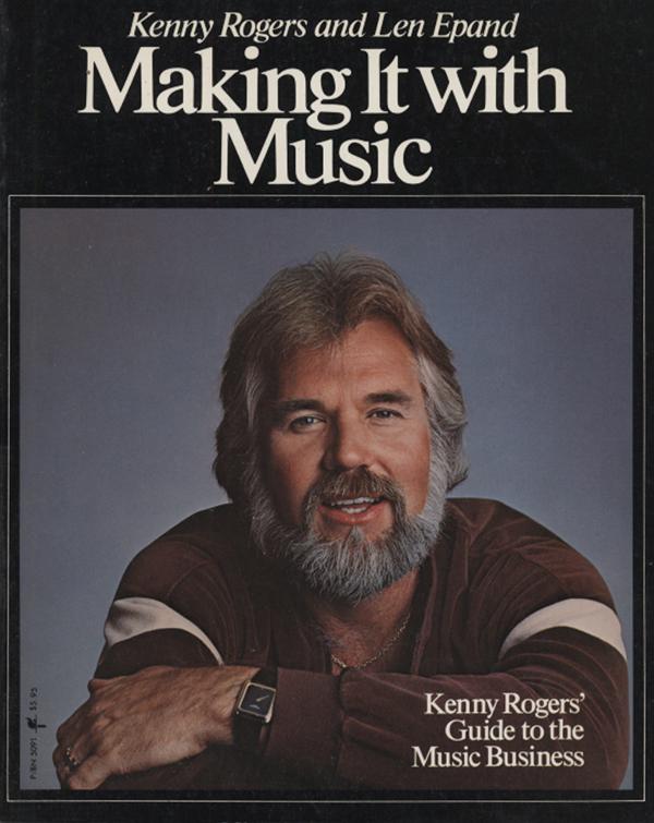 Kenny Rogers & Len Epand Bücher/Books: Rogers, Kenny & Len ...