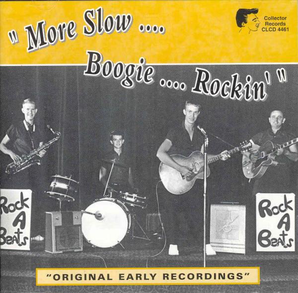 More Slow Boogie Rockin'