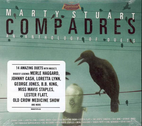 Stuart, Marty & Friends Compadres - An Anthology Of Duets