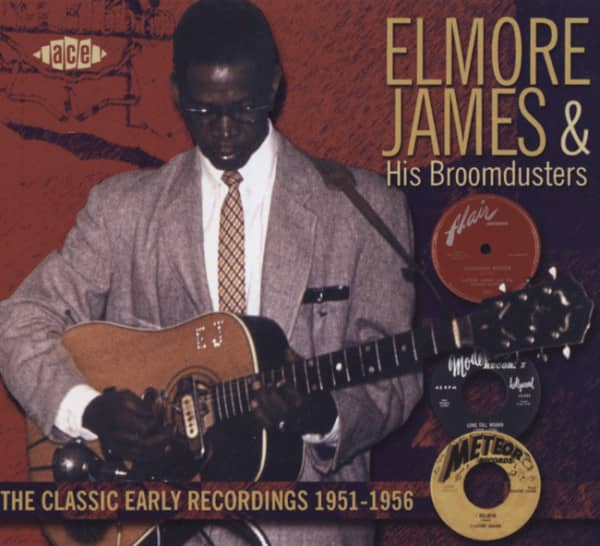 James, Elmore The Classic Early Recordings (3-CD Box)