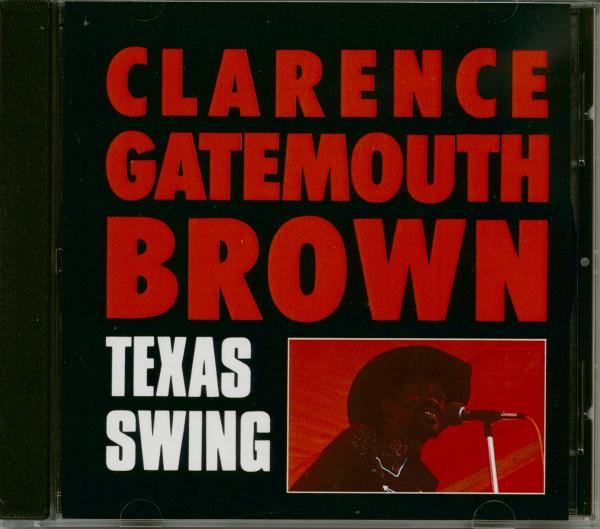 Texas Swing (CD)