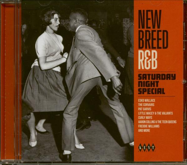 New Breed R&B - Saturday Night Special (CD)