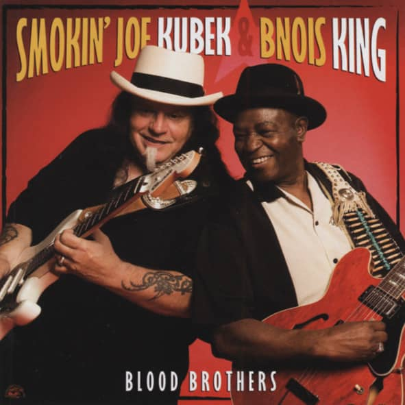 Kubek, Smokin' Joe & B'nois Ki Blood Brothers