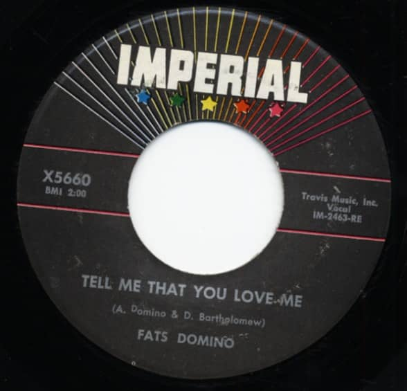 Tell Me That You Love Me - Before I Grow..7inch, 45rpm