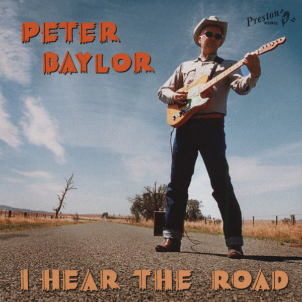 Baylor, Pete I Hear The Road