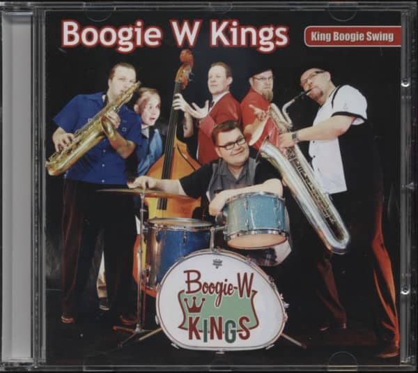 Boogie W Kings King Boogie Swing