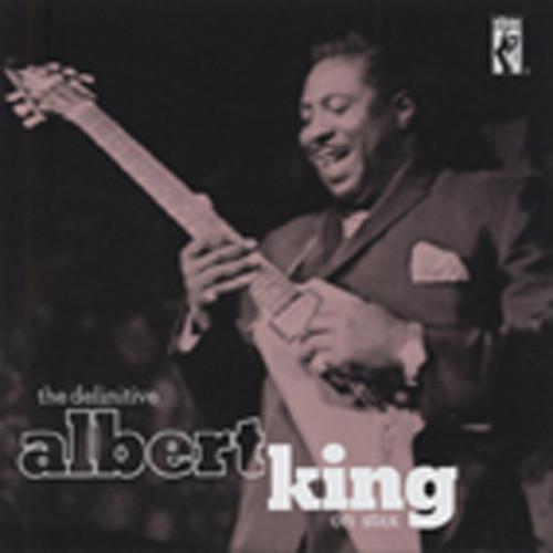 King, Albert The Definitve Albert King (2-CD)