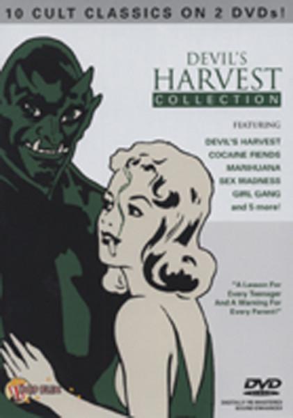 Devil's Harvest Collection (2-DVD)