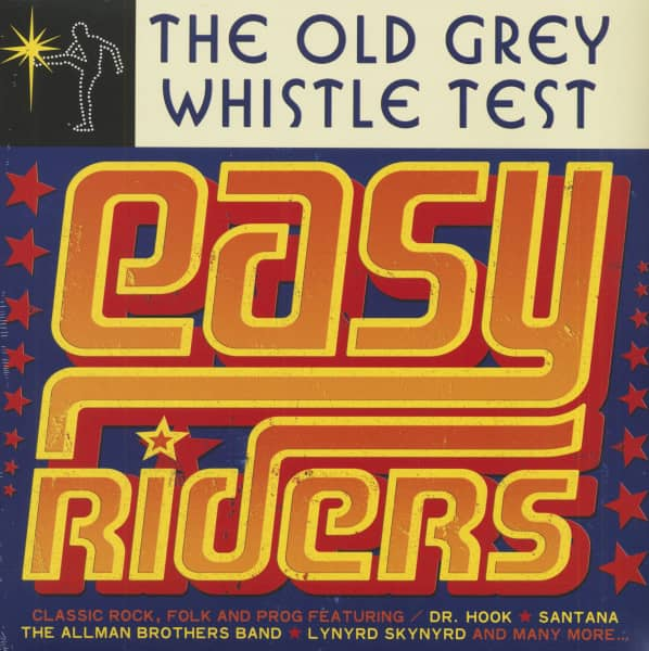 The Old Grey Whistle Test - Easy Riders (2-LP)