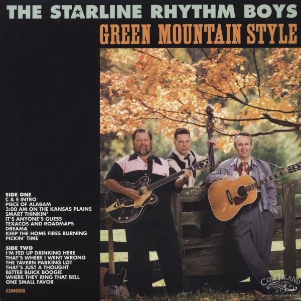 Starline Rhythm Boys Green Mountain Style