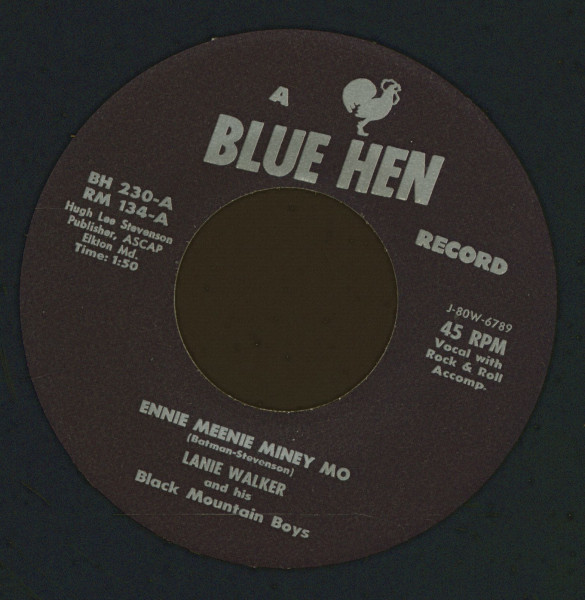 Ennie Meenie Miney Mo - No Use Knocking On My Door (7inch, 45rpm)