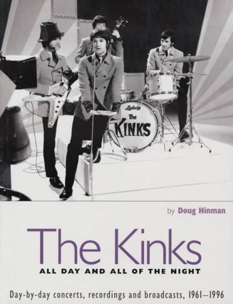 Kinks All Day And All Of The Night - Day By Day