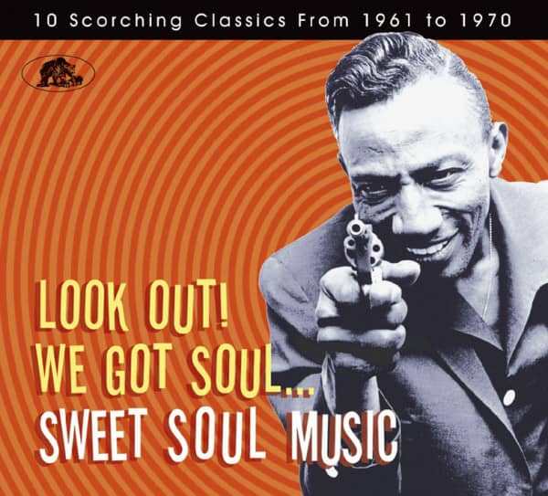 Look Out! We Got Soul - Sampler Sweet Soul Music (CD)