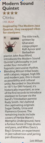Press-Archiv-Modern-Sound-Quintet-Otinku-LP-180g-Vinyl-Mojo