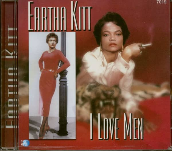 I Love Men (CD)