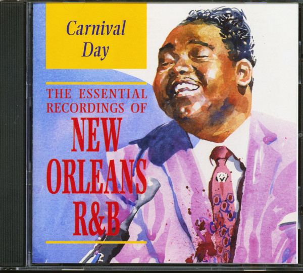 Carnival Day - Essential New Orleans R&B (CD)