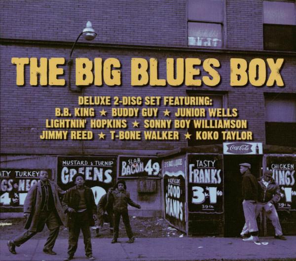 The Big Blues Box (2-CD)