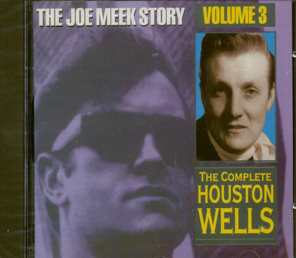 Complete - Joe Meek Story Vol.3 (CD)