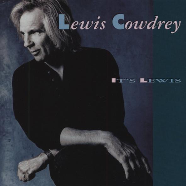 Cowdrey, Lewis It's Lewis (cut-out)