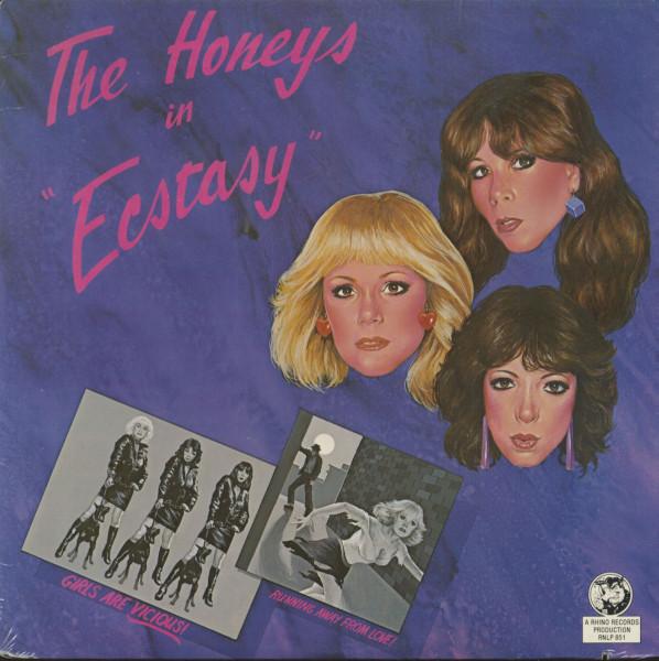The Honeys In Ecstacy (LP)