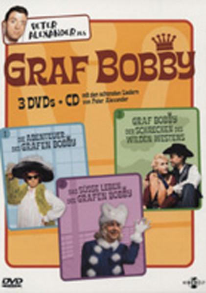 Alexander, Peter Graf Bobby Edition (3-DVD&Bonus CD)