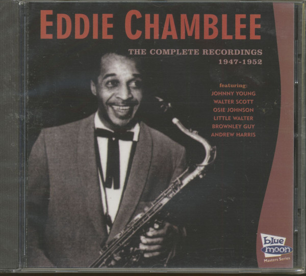 The Complete Recordings 1947-1952 (CD)